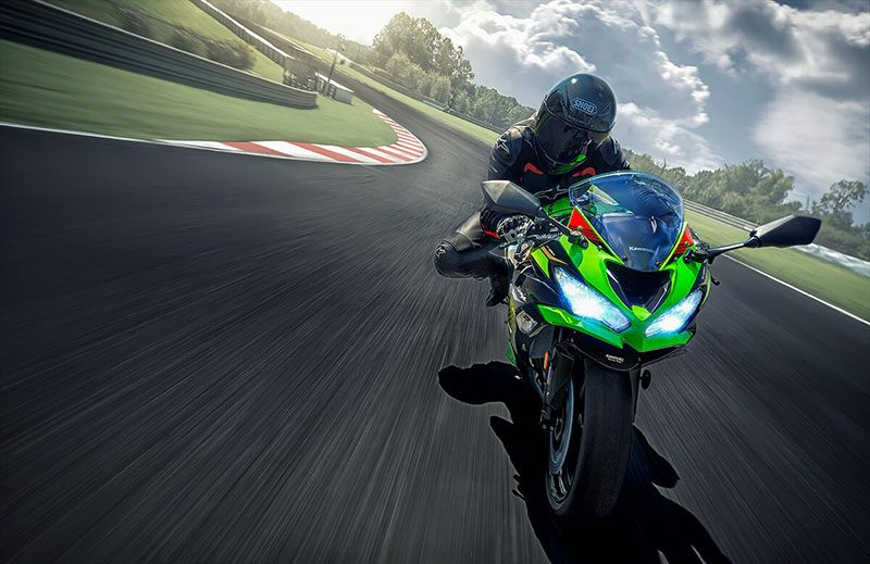 2020 Kawasaki Ninja ZX-6R ABS KRT Edition in O Fallon, Illinois - Photo 6