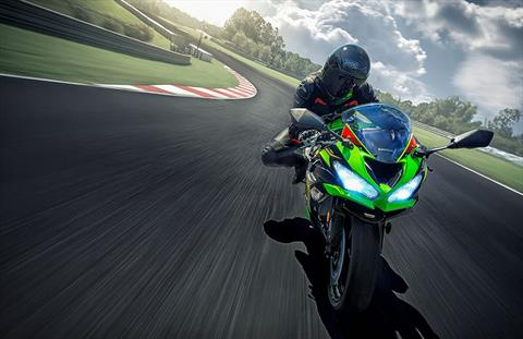 2020 Kawasaki Ninja ZX-6R ABS KRT Edition in Conroe, Texas - Photo 6