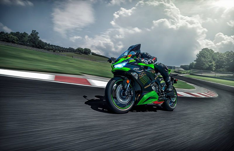 2020 Kawasaki Ninja ZX-6R ABS KRT Edition in O Fallon, Illinois - Photo 7
