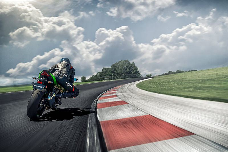 2020 Kawasaki Ninja ZX-6R ABS KRT Edition in Wilkes Barre, Pennsylvania - Photo 8