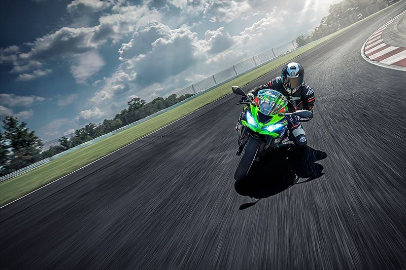 2020 Kawasaki Ninja ZX-6R ABS KRT Edition in O Fallon, Illinois - Photo 10
