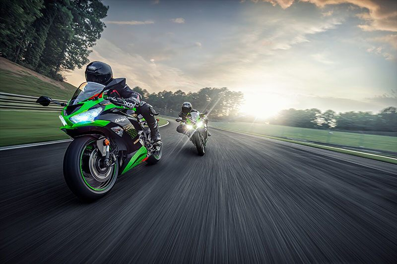 2020 Kawasaki Ninja ZX-6R ABS KRT Edition in West Burlington, Iowa - Photo 11