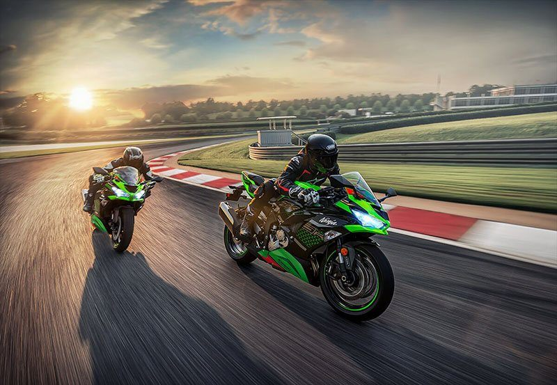 2020 Kawasaki Ninja ZX-6R ABS KRT Edition in Wichita Falls, Texas - Photo 12