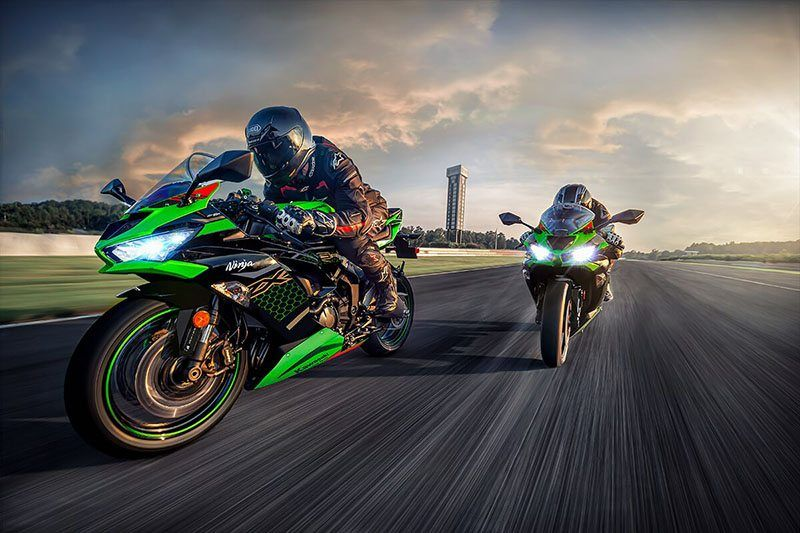 2020 Kawasaki Ninja ZX-6R ABS KRT Edition in North Reading, Massachusetts - Photo 13