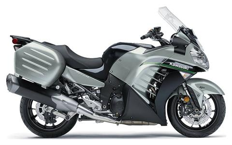 2020 Kawasaki Concours 14 ABS in Petersburg, West Virginia