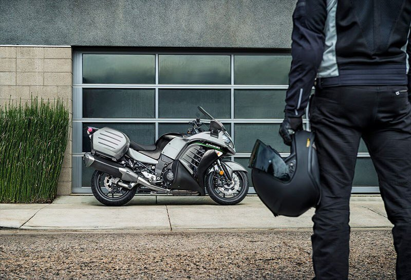 2020 Kawasaki Concours 14 ABS in Norfolk, Virginia - Photo 6