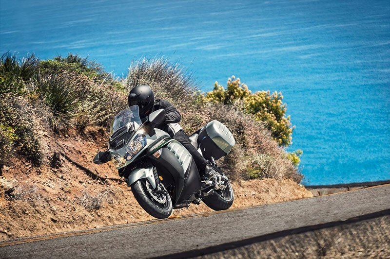2020 Kawasaki Concours 14 ABS in Ukiah, California - Photo 4