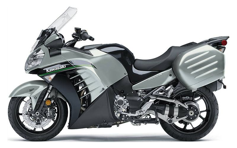 2020 Kawasaki Concours 14 ABS in Irvine, California - Photo 2