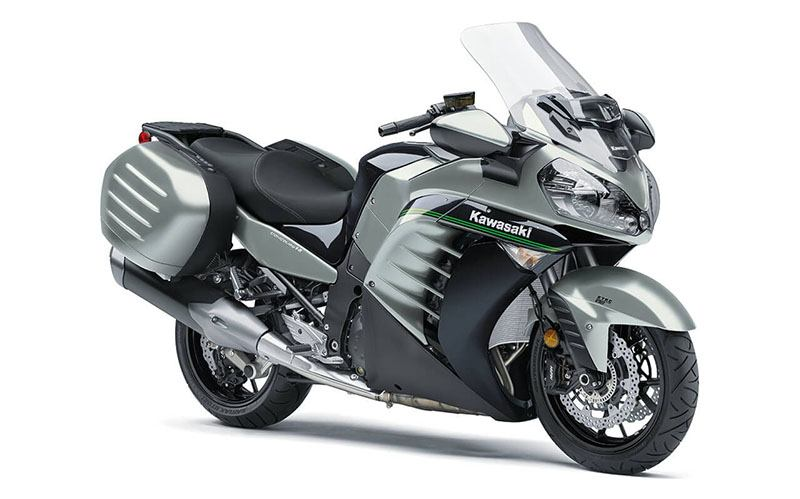 2020 Kawasaki Concours 14 ABS in Lafayette, Louisiana - Photo 3