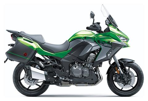 2020 Kawasaki Versys 1000 SE LT+ in Junction City, Kansas
