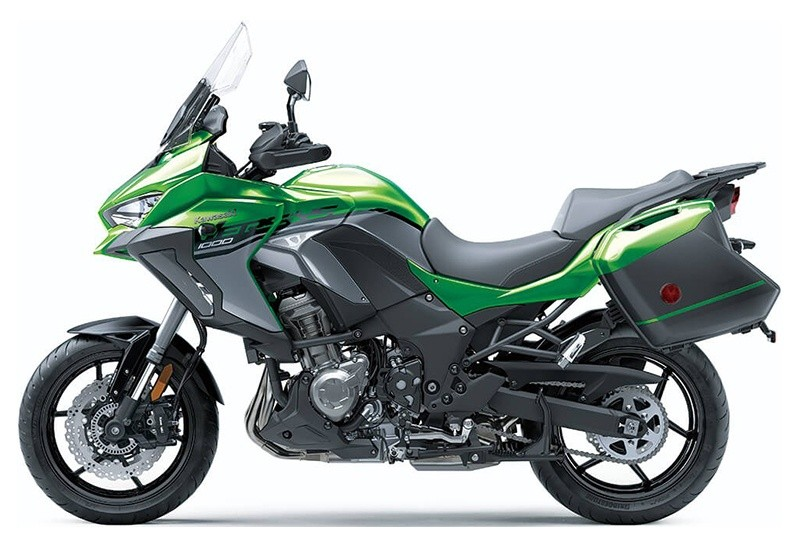 2020 Kawasaki Versys 1000 SE LT+ in Oak Creek, Wisconsin - Photo 2