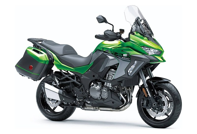 2020 Kawasaki Versys 1000 SE LT+ in Sully, Iowa - Photo 3