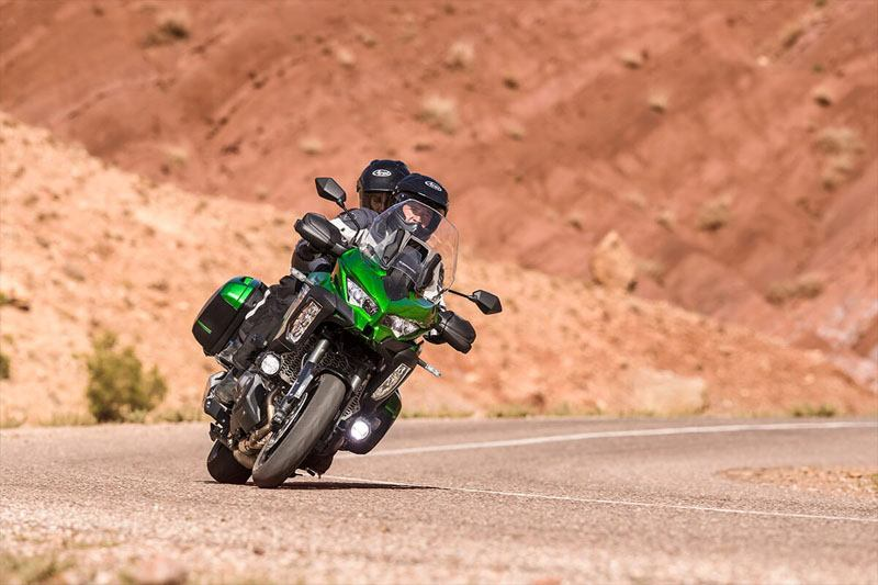 2020 Kawasaki Versys 1000 SE LT+ in Oak Creek, Wisconsin - Photo 5