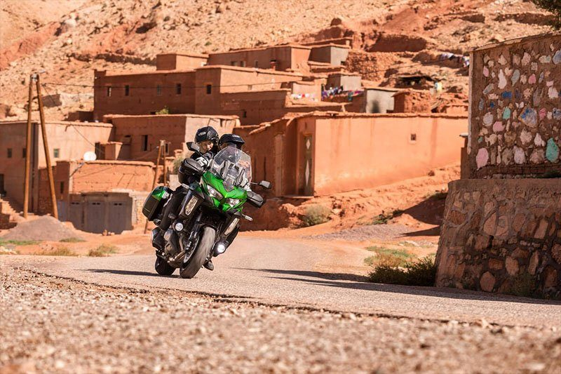 2020 Kawasaki Versys 1000 SE LT+ in Oklahoma City, Oklahoma - Photo 7