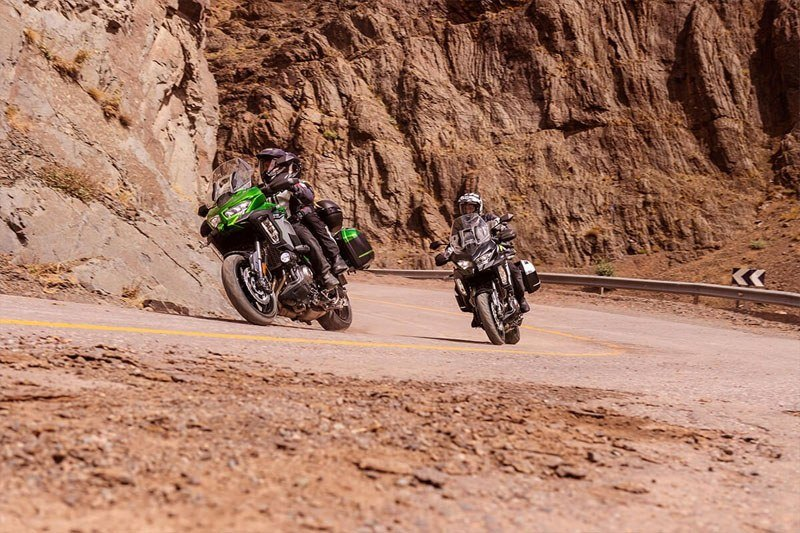 2020 Kawasaki Versys 1000 SE LT+ in Mount Pleasant, Michigan - Photo 9