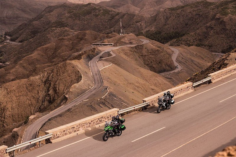 2020 Kawasaki Versys 1000 SE LT+ in Corona, California - Photo 12