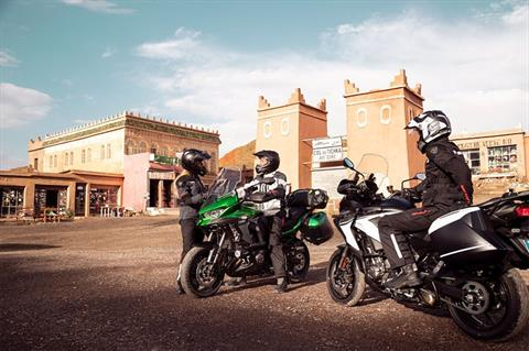 2020 Kawasaki Versys 1000 SE LT+ in Logan, Utah - Photo 14