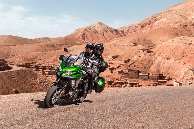 2020 Kawasaki Versys 1000 SE LT+ in Queens Village, New York - Photo 15