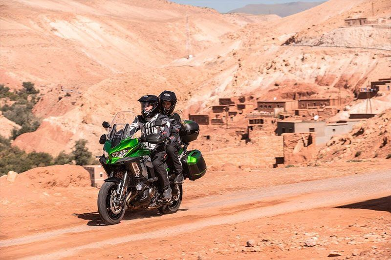 2020 Kawasaki Versys 1000 SE LT+ in Logan, Utah - Photo 16