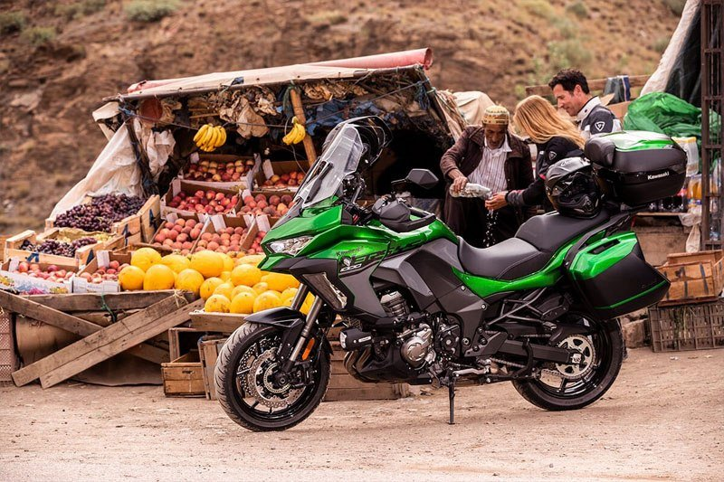 2020 Kawasaki Versys 1000 SE LT+ in Logan, Utah - Photo 17