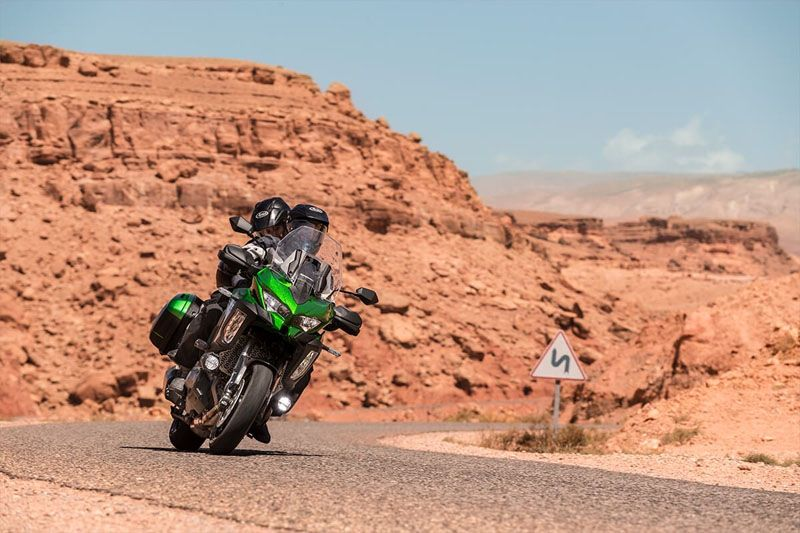 2020 Kawasaki Versys 1000 SE LT+ in Logan, Utah - Photo 18