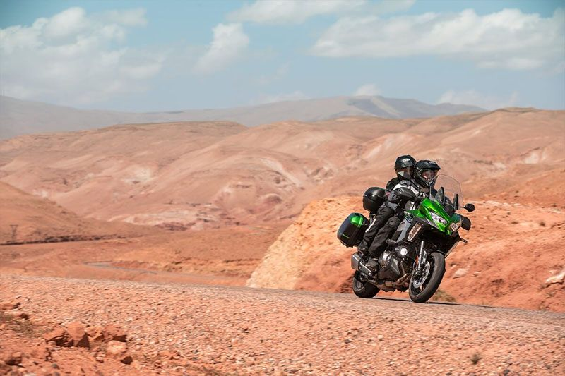 2020 Kawasaki Versys 1000 SE LT+ in Logan, Utah - Photo 19