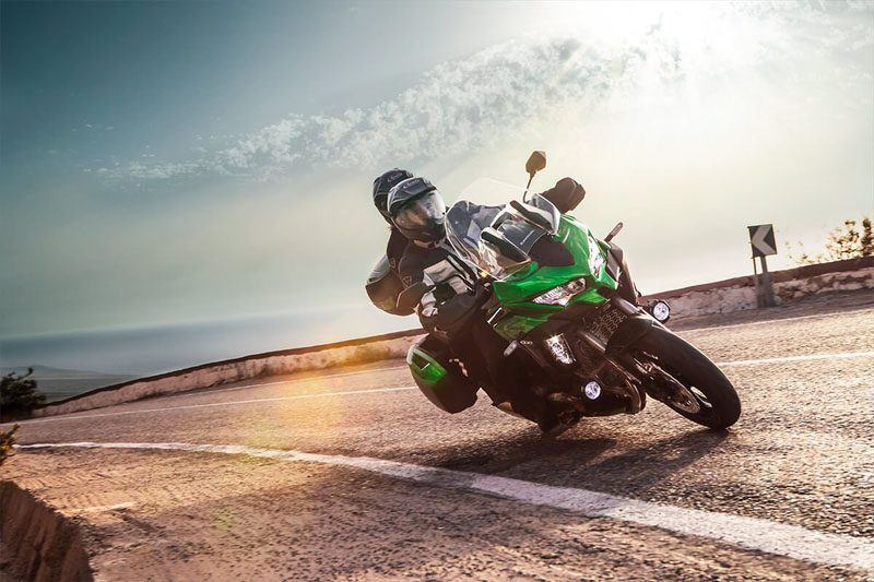 2020 Kawasaki Versys 1000 SE LT+ in Woodstock, Illinois - Photo 20
