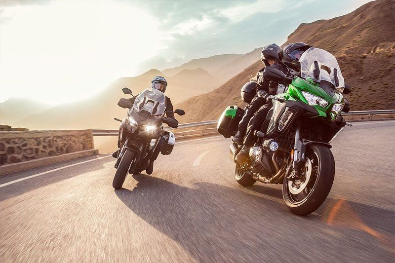 2020 Kawasaki Versys 1000 SE LT+ in Woonsocket, Rhode Island - Photo 21