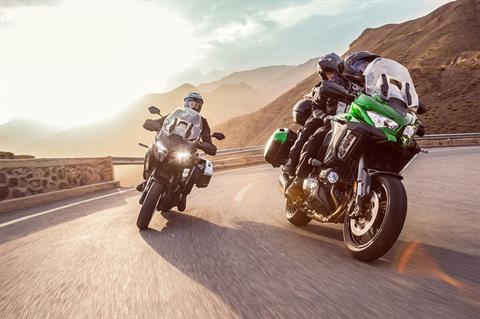 2020 Kawasaki Versys 1000 SE LT+ in Moses Lake, Washington - Photo 21