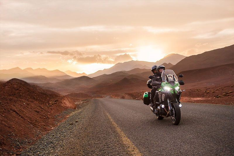 2020 Kawasaki Versys 1000 SE LT+ in Logan, Utah - Photo 22