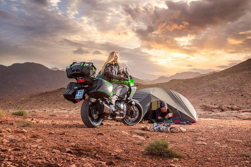 2020 Kawasaki Versys 1000 SE LT+ in Logan, Utah - Photo 23