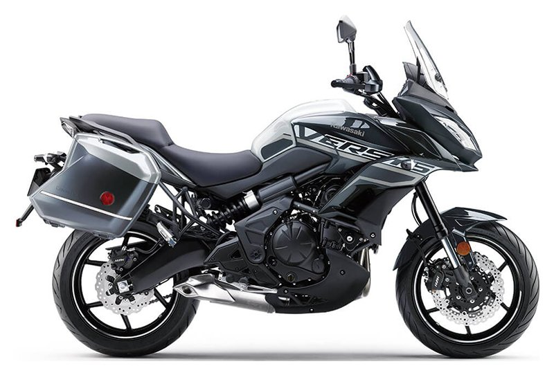 2020 Kawasaki Versys 650 LT in Fort Pierce, Florida - Photo 1