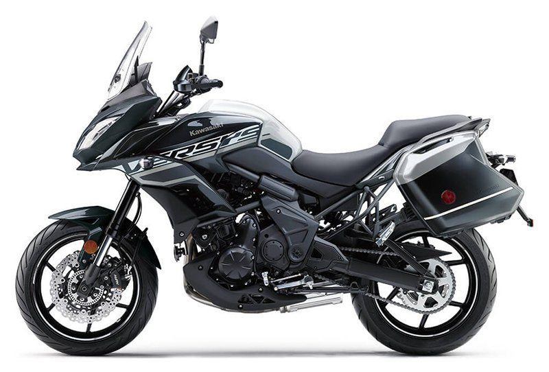 2020 Kawasaki Versys 650 LT in Fort Pierce, Florida - Photo 2