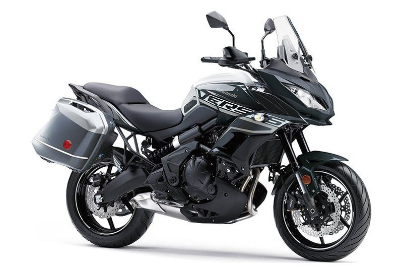 2020 Kawasaki Versys 650 LT in Cedar Rapids, Iowa - Photo 3