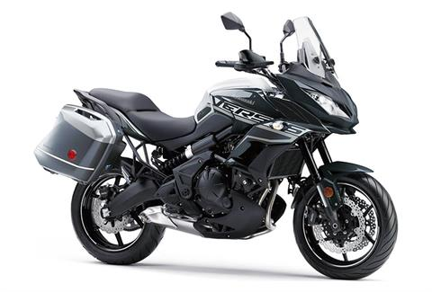 2020 Kawasaki Versys 650 LT in Fort Pierce, Florida - Photo 3
