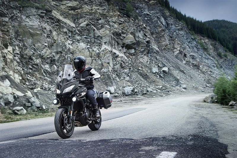 2020 Kawasaki Versys 650 LT in Barre, Massachusetts
