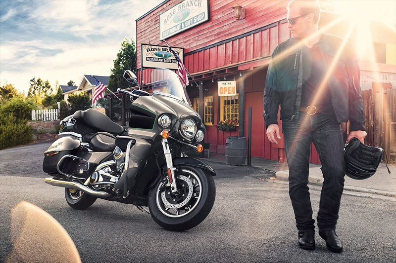 2020 Kawasaki Vulcan 1700 Voyager ABS in Fort Pierce, Florida - Photo 4