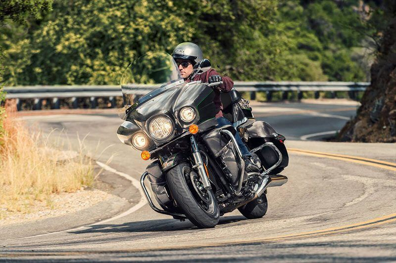 2020 Kawasaki Vulcan 1700 Voyager ABS in Plymouth, Massachusetts - Photo 8