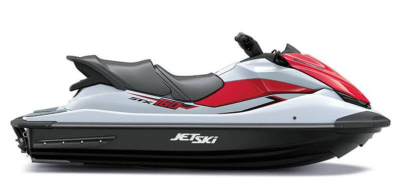 2020 Kawasaki Jet Ski STX 160 in Oak Creek, Wisconsin - Photo 1