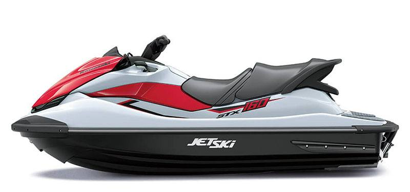 2020 Kawasaki Jet Ski STX 160 in Oak Creek, Wisconsin - Photo 2