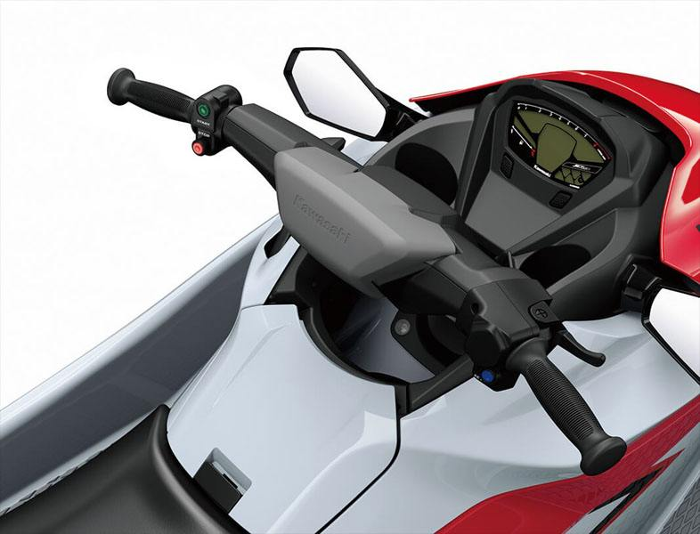 2020 Kawasaki Jet Ski STX 160 in Oak Creek, Wisconsin - Photo 4