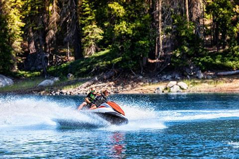2020 Kawasaki Jet Ski STX 160 in Oak Creek, Wisconsin - Photo 9