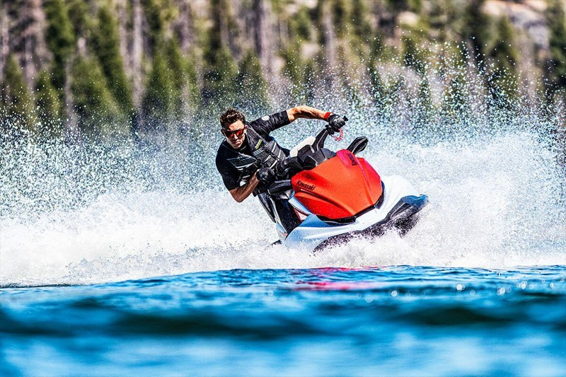 2020 Kawasaki Jet Ski STX 160 in North Reading, Massachusetts - Photo 16