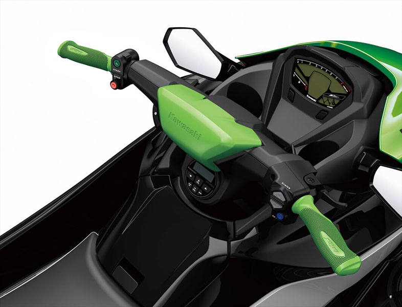 2020 Kawasaki Jet Ski STX 160LX in Mount Pleasant, Michigan - Photo 5