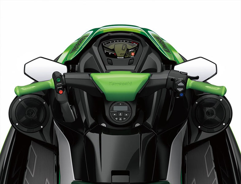 2020 Kawasaki Jet Ski STX 160LX in South Haven, Michigan - Photo 6