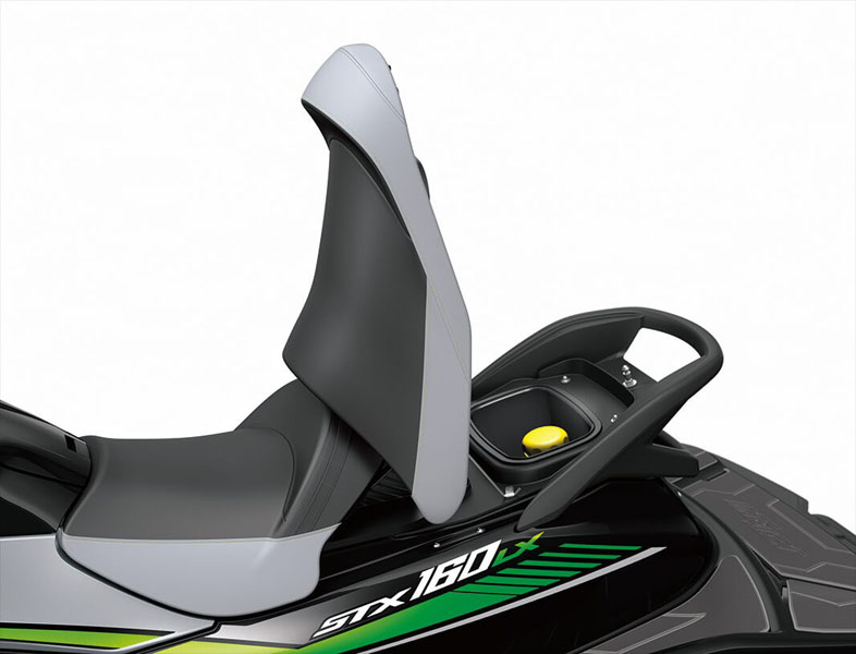 2020 Kawasaki Jet Ski STX 160LX in Mount Pleasant, Michigan - Photo 11
