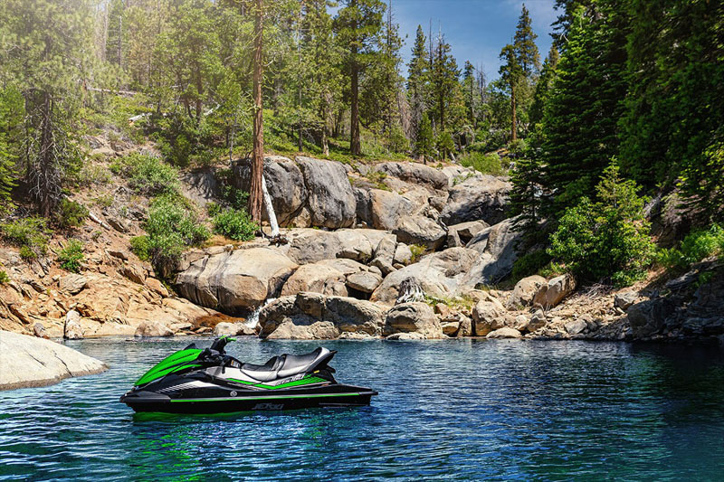 2020 Kawasaki Jet Ski STX 160LX in Mount Pleasant, Michigan - Photo 14
