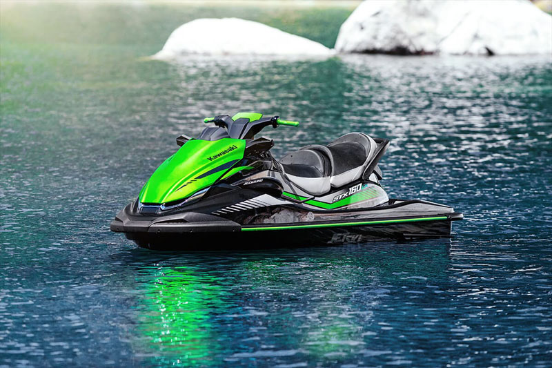 2020 Kawasaki Jet Ski STX 160LX in Fort Pierce, Florida - Photo 15