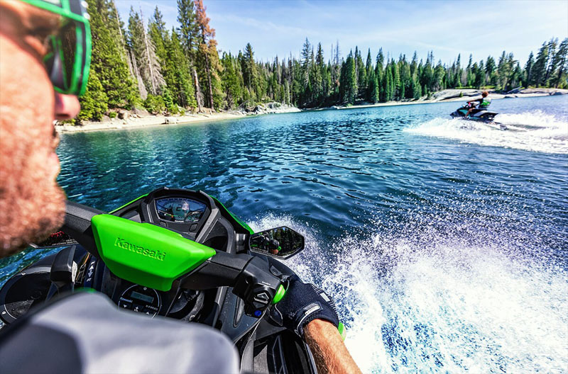 2020 Kawasaki Jet Ski STX 160LX in Mount Pleasant, Michigan - Photo 16