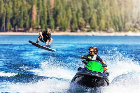 2020 Kawasaki Jet Ski STX 160LX in Mount Pleasant, Michigan - Photo 19